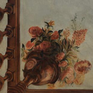 Peinture murale fresque paris - Peinture murale contemporaine ...